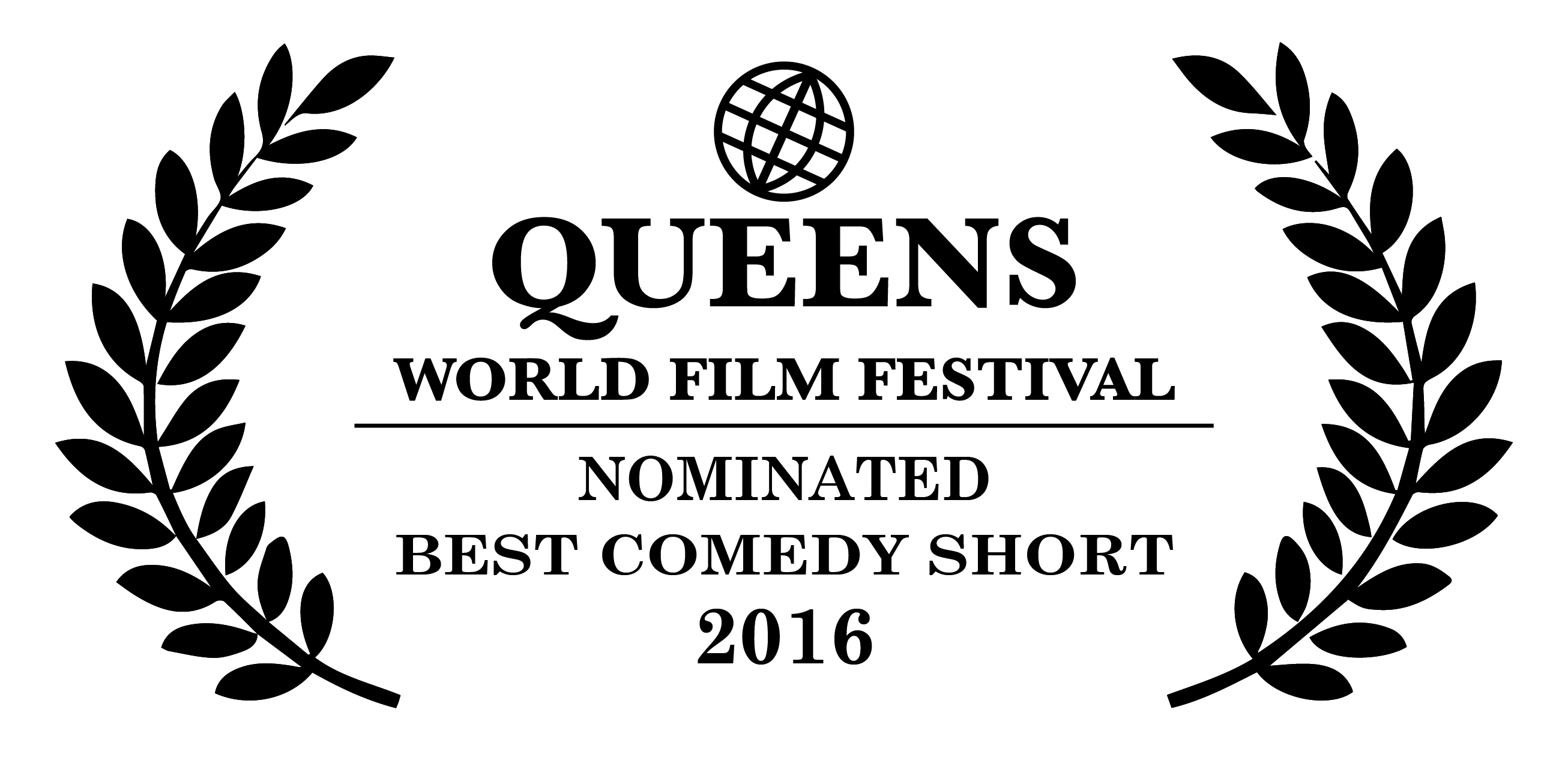 Queens World Laurels_Nominated BEST COMEDY SHORT-01